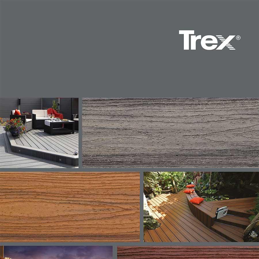 Trex brochure cover